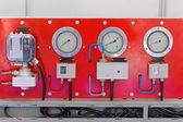 Refrigeration control — Foto Stock