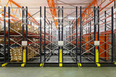 Automated storage — Stock Photo