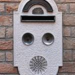 Venice doorbell — Stock Photo #51175159