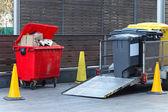 Garbage dumpster — Stock Photo