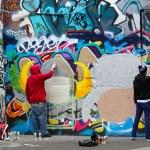 Graffiti — Stock Photo #51205231
