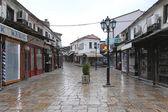 Skopje Old Bazaar — Stock Photo