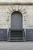 アーチ型ドア — ストック写真