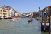 Rialto Venice — Stock Photo