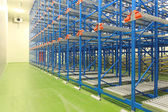 Shelving system warehouse — Stock Photo