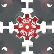 Stock Photo: We Keep You Moving Gears Turning Help Succeed