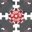 We Keep You Moving Gears Turning Help Succeed - Stock Photo