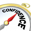 Confidence - Compass Leads You to Success and Growth — Stock Photo #20332047