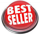 Best Seller Red Button Light Advertising Sale Popularity — Stock Photo