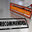 Stock Photo: Recommended Branding Iron Best Choice High Rating Review