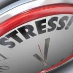 Stress Clock Time Deadline Countdown Alarm Reminder — Stock Photo