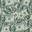100 Hundred Dollar Bill Money Currency Background — Stock Photo