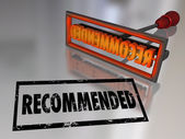 Recommended Branding Iron Best Choice High Rating Review — Stock Photo