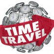 Stock Photo: Time Travel