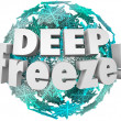 Stock Photo: Deep Freeze