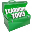 Stock Photo: Learning Tools