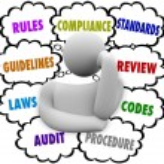 Compliance Thinker — Stock Photo