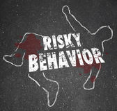 Risky Behavior — Stock Photo