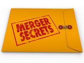 Merger Secrets — Stock Photo