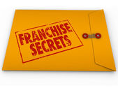 Franchise Secrets — Stock Photo