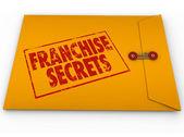 Franchise Secrets — Stock Photo