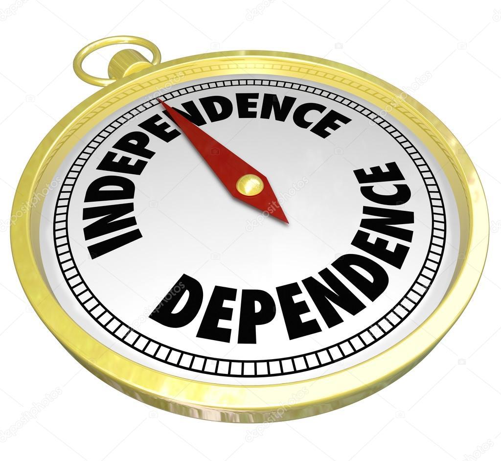 independence vs dependence essay writer
