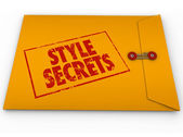 Style Secrets — Stock Photo