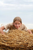 After harvest — Stock Photo