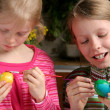 Easter eggs — Stock Photo #13111266