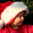 Christmas girl — Stock Photo #13850449