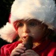 Christmas girl — Stock Photo #13850498