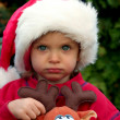 Christmas girl — Stock Photo #13850537