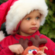 Christmas girl — Stock Photo #13850559