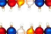 Colorful bulbs — Stock Photo