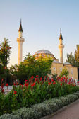 Juma-Jami Mosque in Evpatoria — Stock Photo