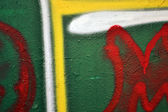 Graffiti Element — Stock Photo