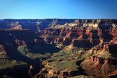 Majestic view of Grand Canyon — Stock Photo