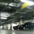 Underground parking — Stock Video