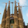 Sagrada Familia, Barcelona, Spain — Stock Video #12458523