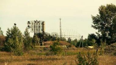 Station radar militaire — Vidéo