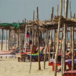 Goa India beach - Stock Photo