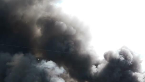 Fumée noire — Vidéo