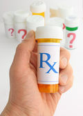 Choosing The Right Medicine — Foto de Stock