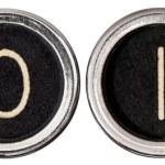 Vintage New Year 2014 Keys — Stock Photo