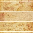 Vintage Travel Background Banners — Stok Fotoğraf #33815479