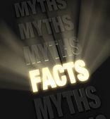 Brilliant Facts — Stock Photo