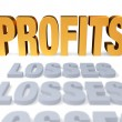 Profits At Last — Stock Photo #39211545