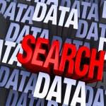 Постер, плакат: Search A Sea Of Data