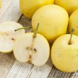 Asian pears — Stock Photo