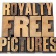 Royalty free pictures — Photo